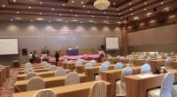 ห้องประชุม President 1 - รองรับผู้เข้าสัมมนาได้สูงสุด [Capacity] : 200 – 400 ท่าน - พร้อมบริการ LCD Projector / ชุดเครื่องเสียง พร้อม Microphone / Internet ผ่านระบบ WiFi - มีส่วนลด และ ราคาพิเศษ สำหรับ หน่วยงานราชการ